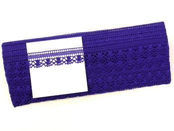 Bobbin lace No. 81017 purple | 30 m - 5