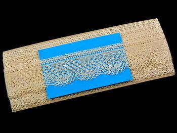 Bobbin lace No. 81733 ecru | 30 m - 5