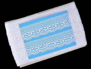 Bobbin lace No. 81931 white | 30 m - 5