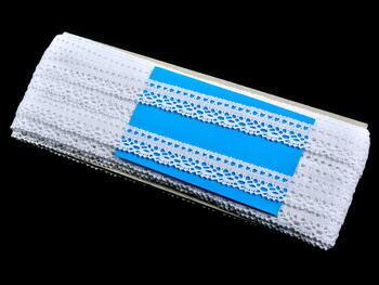 Bobbin lace No. 82151 white | 30 m - 5
