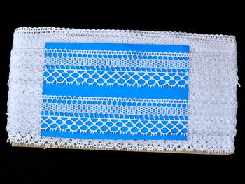 Bobbin lace No. 82169 white   30 m - 5