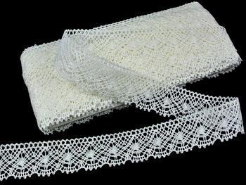 Bobbin lace No. 82231 bleached linen | 30 m - 5