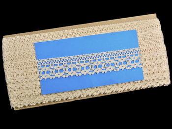 Bobbin lace No. 82300 ecru | 30 m - 5