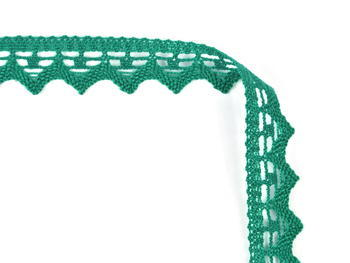 Bobbin lace No. 82352 light green | 30 m - 5