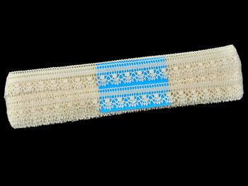 Bobbin lace No. 81217 ecru | 30 m - 6