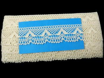 Bobbin lace No. 81847 ecru | 30 m - 6