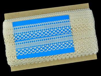 Bobbin lace No. 82169 ecru | 30 m - 6