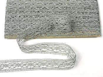 Bobbin insert No. 75525 silver | 30 m - 7