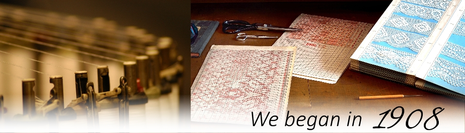 history of bobbin lace manufacture